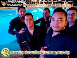 músicos de la parranda vallenata vip en Anapoima