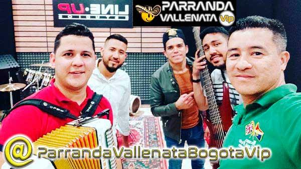ensayo de la parranda vallenata vip en line up studios