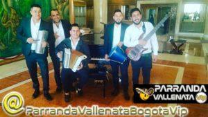 músicos de la parranda vallenata bogota vip en el hotel tequendama